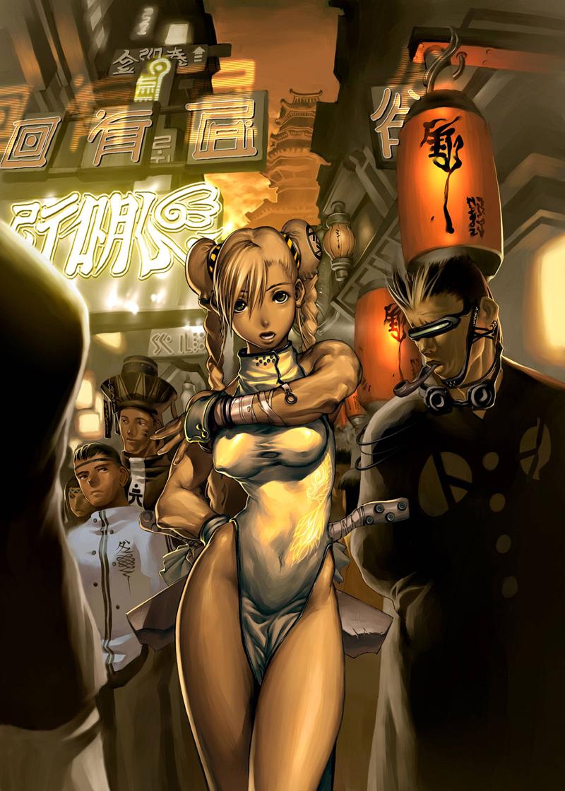 porno-cyberpunk