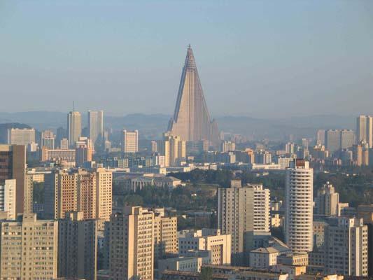 Гостиницы пхеньяна